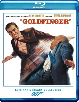 007 - Missione Goldfinger (1964) Full Blu-ray AVC DTS-HD MA 5.1 45Gb