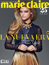 Nina Agdal - Marie Claire Latinoamerica - October 2014