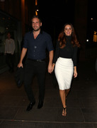 Jennifer Metcalfe - Gemma Mernas Leaving Party, Manchester, 25-Oct-14