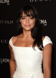 Michelle Rodriguez - 2014 LACMA Art + Film Gala in LA 11/1/14