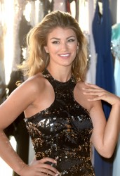 Amy Willerton Reveals her AW14 Collection for KEY Fashions in Soho, London 04/11/2014 11