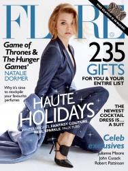 Natalie Dormer | Flare Magazine December 2014