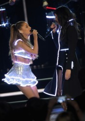 Ariana Grande - 48th Annual CMA Awards in Nashville 11/5/14