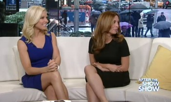 Anna Kooiman and Maria Molina Fox & Friends After The Show Show 11-6-14