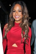 Christina Milian - Out For The Evening In LA (11/06/14)