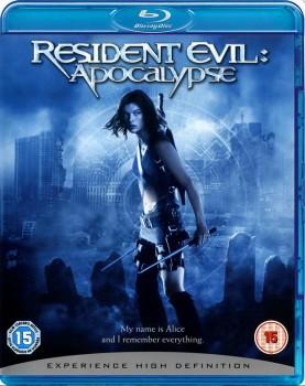 Resident Evil - Apocalypse (2004) Full Blu-Ray 32Gb MPEG-2 ITA ENG SPA LPCM 5.1