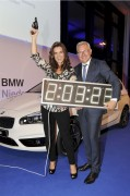 Katarina Witt - 41.BMW Berlin-Marathon in Berlin 26-09-2014