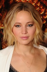 Jennifer Lawrence The Hunger Games Mockingjay Part I Photocall in London 11/9/14 3