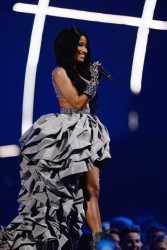 Nicki Minaj - 2014 MTV EMA's in Glasgow 11/9/14