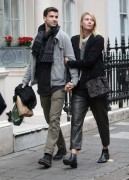 Maria Sharapova Shopping at Dover Street Market in London November 8-2014 x43