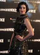 "Anne Hathaway - ""Interstellar"" Premiere in Shanghai 11/10/14"