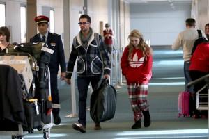 Sammi Hanratty airport departure candids Vancouver 6