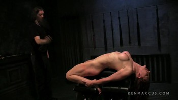 Spanked amp whipped for mistakes - 1 part 3