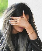 Kylie Jenner - Going to CVS in Calabasas 11/11/14