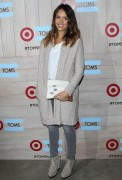 Jessica Alba - TOMS for Target Launch Event in Culver City November 12-2014 x92