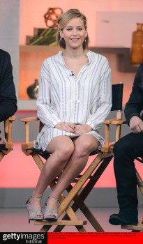 Jennifer Lawrence 'Good Morning America' in NYC 11/13/14 31