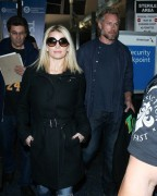 Jessica Simpson - LAX Airport 11/16/14