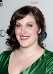 Allison Tolman at the FX Networks Upfront Premiere Screening of  'Fargo' 4/10/14