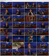 Lauren Cohan & Danai Gurira @ Conan | February 6 2014 | ReUp