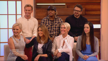 S Club 7 - Loose Women 20th November 2014 1080i