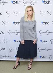 Ashlee Simpson -  Jessica Simpson Home Collection Launch in Dallas 11/22/14