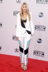 Gigi Hadid - 2014 American Music Awards in LA 11/23/14