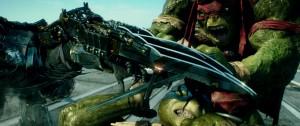 2014年 忍者神龟:变种时代 真人版忍者神龟 [儿时小霸王学习机玩的最多的]的图片