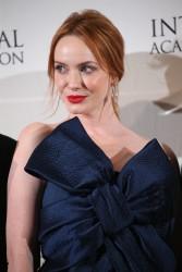 Christina Hendricks - International Academy of Television Arts & Sciences Awards Press Room in NYC 11/24/14