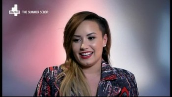 Demi Lovato - The Summer Scoop With McFlurry 26th June 2014 576p