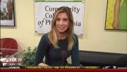 Caitlin Roth -weatherperson- Fox29 Philadelphia PA Nov 27 2014