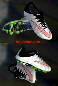 Download PES 2013 New Nike Mercurial Superfly Boot BY AmBm Ultra