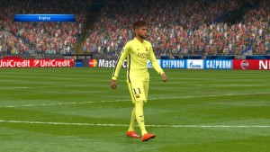 PES 2015 Buko SweetFx Settings