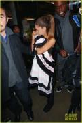 Ariana Grande - LAX Airport 12/3/14