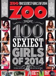 As 100 mulheres mais sexy de 2014 | Revista ZOO UK 05-12-2014