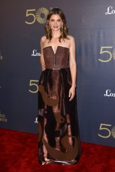 Stana Katic - The Music Center's 50th Anniversary Spectacular in Los Angeles (2014.12.06.)