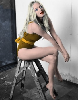 Amanda Seyfried - Colored Picture - x 1