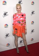 Gwen Stefani - 'The Voice' Season 7 Red Carpet Event in West Hollywood 12/8/14