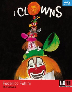 I clowns (1970) Full Blu-Ray 36Gb AVC ITA LPCM 2.0