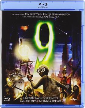 9 (2009) Full Blu-Ray 30Gb VC-1 ITA DTS 5.1 ENG DTS-HD MA 5.1 MULTI