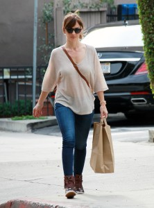Minka Kelly out and about candids in Hollywood December 10- 2014 (hot ass)