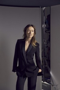 Olivia Wilde - H&M Conscious Exclusive campaign shooting