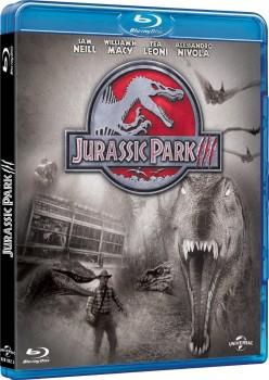 Jurassic Park III (2001) Full Blu-Ray 36Gb VC-1 ITA DTS 5.1 ENG DTS-HD MA 7.1 MULTI