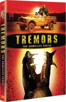Tremors - Stagione Unica (2003) [Completa] TVRip mp3 ITA