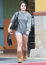 Stella Hudgens Out in Studio City - 12/11/14