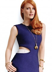 Jessica Chastain - Giampaolo Sgura photoshoot