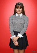 Lea Michele - Glee Season 6 Promo + On Glee Set 12/17/2014