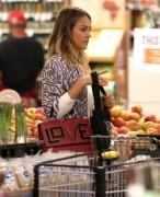 Jessica Alba - Shopping in LA 12/21/14