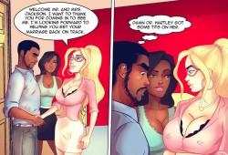 The Marriage Counselor Update fom BlackNWhitecomics