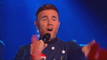 Take That - These Days Top Of The Pops Christmas 25th December 2014 1080i HDMania