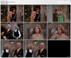 "MARY TYLER MOORE - The Mary Tyler Moore Show - ""You Try to be a Nice Guy"" - *peek-a-boo dress*"